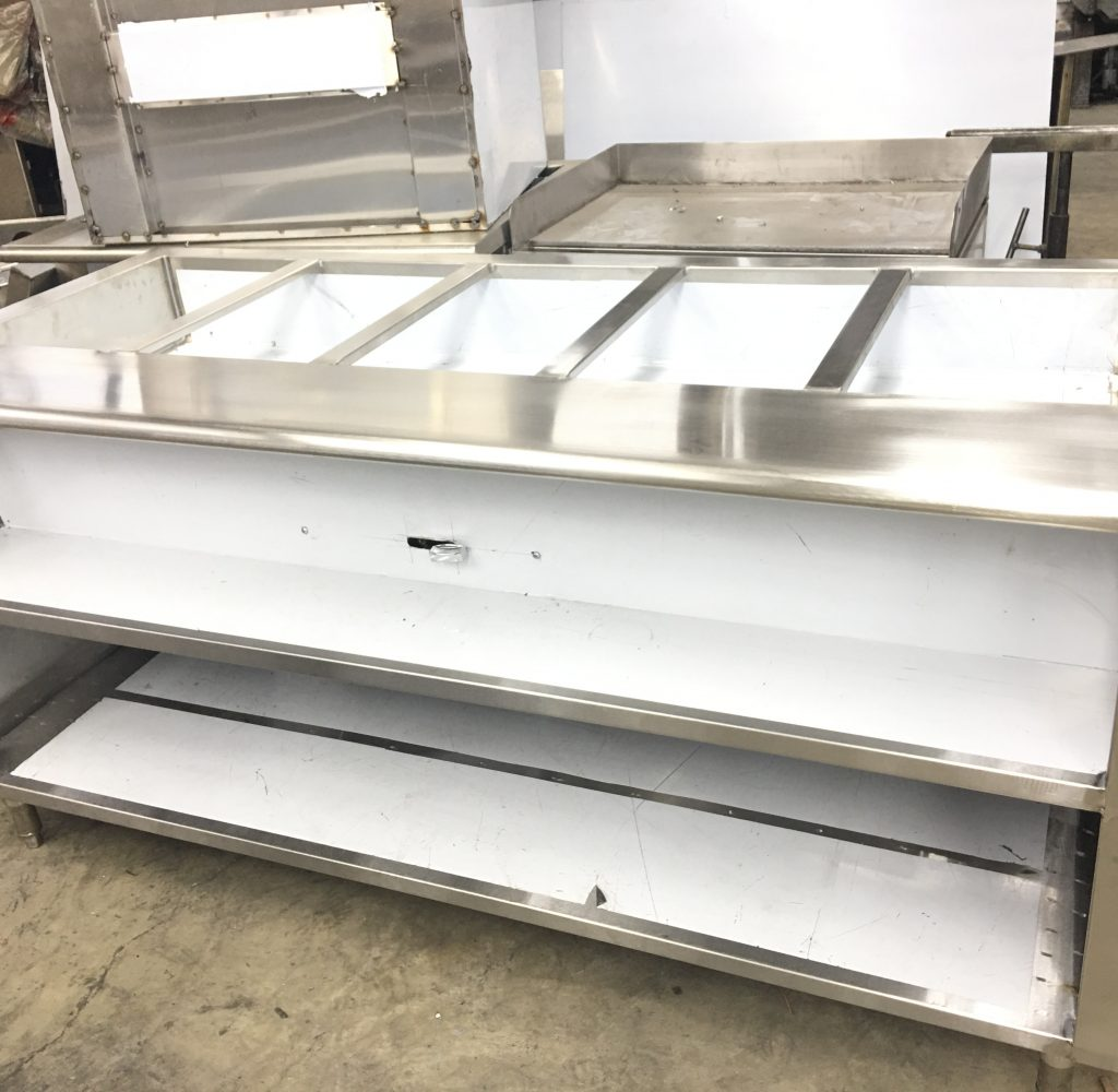 Chef S Steam Table C Amp R Equipment Service Inc